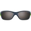 Julbo Junior 6-10Y Player L Polarized 3 Sunglasses Matt Dark Blue/Green-Gray